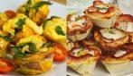 Hai una teglia per muffin? Allora devi provare queste 4 ricette sfiziose!