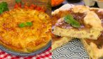 3 savory cakes ready in minutes!