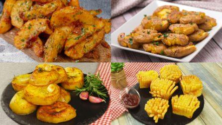 4 amazing ideas to cook potatoes!