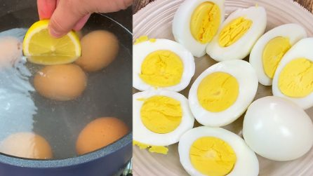 How to peel an egg in under 10 seconds: the incredible hack to try!