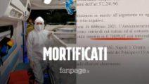 """Tagli agli stipendi dei medici del 118 in Campania: """"Vergogna, lettere arrivate anche alle vedove"""""""