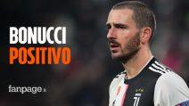 Focolaio in Nazionale, Leonardo Bonucci positivo al covid: è in isolamento