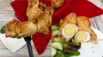 Puff pastry candies: the perfect appetizer for your Easter lunch!