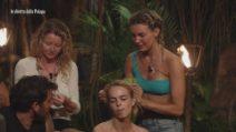 L'Isola dei Famosi 2021, Miryea Stabile vince la prova contro Drusilla e torna vincitrice in Palapa