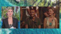 L'Isola dei Famosi 2021, Rosolino aggiorna sulle condizioni dei naufraghi