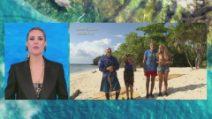 L'Isola dei Famosi 2021, gli aspiranti naufraghi lasciano Parasite Island