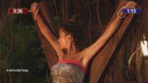 L'Isola dei Famosi 2021, la prova del fuoco di Francesca Lodo
