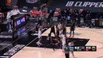 NBA, L.A. Clippers-Denver 94-101: non basta Leonard, la sfida la vince Jokic