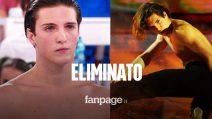 Amici 2021, eliminato il ballerino Tommaso Stanzani: al ballottaggio i fidanzati Deddy e Rosa