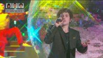 "Amici 20, Tancredi canta ""Let's dance"""