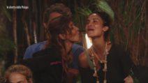 """L'Isola dei Famosi - Daniela Martani e """"Il bacio di Giuda"""""""