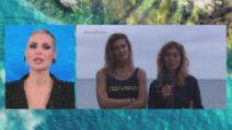 L'Isola dei Famosi - La scelta di Elisa Isoardi e Daniela Martani