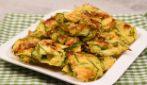 Frittelle di zucchine: croccanti e pronte senza lievito!