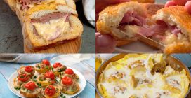 4 perfect recipes for a delicious dinner!