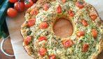 Ghirlanda di primavera: la ricetta semplice, colorata e gustosa