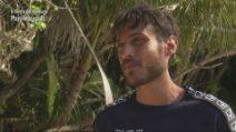 L'Isola dei Famosi - Il confronto fra Beatrice Marchetti e Awed