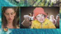 L'Isola dei Famosi - Una sorpresa per Beatrice Marchetti dal papà