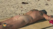 L'Isola dei Famosi - Paul Gascoigne Nudo