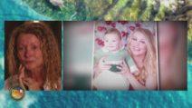 L'Isola dei Famosi - Angela Melillo piange per la sorpresa della figlia