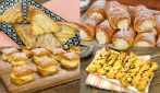 4 delicious recipes that you can prepare with puff pastry!