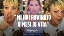 """Angela da Mondello contro Barbara d'Urso: """"Mi hai rovinato 8 mesi di vita"""""""