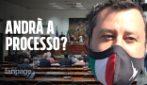 """Gregoretti, Salvini: """"Rifarò quello che ho fatto"""". Tra un mese la sentenza"""