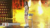Amici20- Serena balla un Medley J. Lo