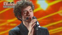 Amici 20- Tancredì canta Should I Stay or should I Go