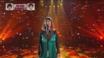 Amici 20- Enula canta Let it be