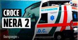 """Croce Nera, finti volontari sulle ambulanze del 118: """"Veniamo pagati a nero, facciamo turni da 24h"""""""