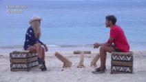 L'Isola dei Famosi 2021, il confronto fra Awed e Vera Gemma