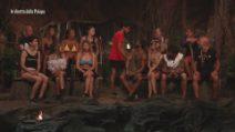 L'Isola dei Famosi 2021, Awed torna in Palapa dopo il confronto con Vera Gemma