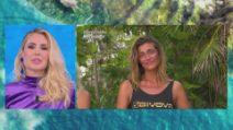 L'Isola dei Famosi 2021, Elisa Isoardi commossa per la sorpresa del fratello