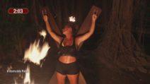 Valentina Persia perde la prova del fuoco contro Brando Giorgi