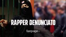 Milano, rapper Neima Ezza denunciato: 300 ragazzi hanno partecipato alle riprese del suo videoclip