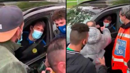 """""""Grazie per quello che ci stai donando, Antonio"""" La gratitudine dei tifosi dell'Inter a Conte"""