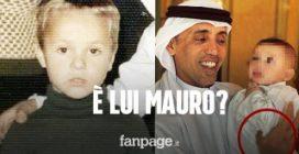 """Mauro Romano scomparso a 6 anni, la madre: """"È lui, la cicatrice sulla mano dello sceicco è uguale"""""""