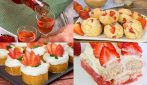 4 Recipes to Make with Fresh Strawberries