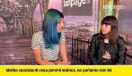 Malika, la ragazza cacciata di casa perché lesbica, ospite nella diretta di Fanpage.it del 12 aprile
