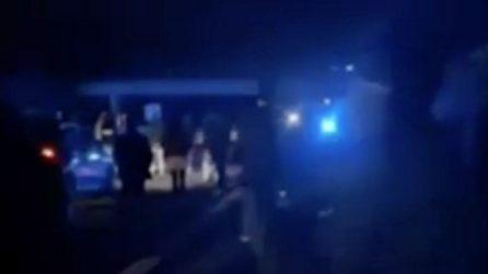 Chilometri di coda in autostrada: bloccato il tratto Roma-Orte