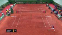 Djokovic-Sinner 6-4, 6-2 l'italiano si arrende al numero 1