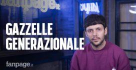 """Gazzelle tra Destri e Lacri-ma: """"Alcune mie canzoni hanno segnato una generazione"""""""