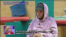 """Amici - Anna Pettinelli sprona Aka7even: """"Le donne vanno e vengono, stai soffrendo"""""""