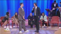 Maurizio Costanzo Show - Tommaso Zorzi e Francesco Oppini cantano ''Your Song''