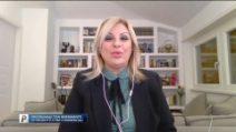 Tina Cipollari in collegamento con Uomini e Donne spiega il motivo della sua assenza