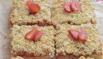 Sbriciolata alle fragole: la ricetta del golosissimo dessert