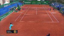 ATP Montecarlo, Fognini piega Krajinovic e vola ai quarti