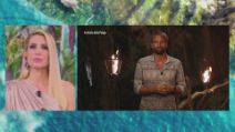 L'Isola dei Famosi 2021, nona puntata: Brando Giorgi lascia l'Isola dei famosi