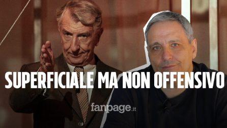 """Augias e le polemiche sulla puntata su Napoli. Maurizio De Giovanni: """"Superficiale ma non offensivo"""""""