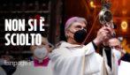 Napoli, il sangue di San Gennaro non si è sciolto per la seconda volta in pochi mesi